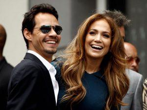 Marc Anthony & Jennifer Lopez