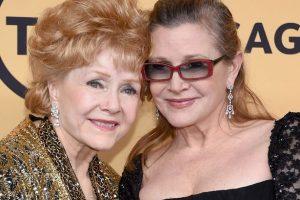 Debbie Reynolds & Carrie Fisher
